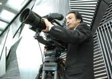 赤坂にあるビデオ制作会社のブログ-カメラと専務38