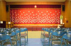 赤坂にあるビデオ制作会社のブログ-舞台幕