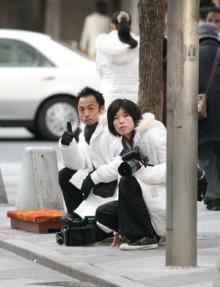 港区赤坂にあるビデオ制作会社のブログ-カメラマン二人