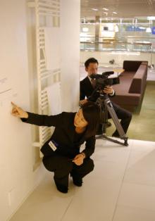 港区赤坂にあるビデオ制作会社のブログ-コンビネーションで撮影