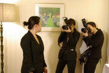港区赤坂にあるビデオ制作会社のブログ-テスト撮影
