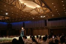 港区赤坂にあるビデオ制作会社のブログ-彩吹真央退団フェアウェルパーティ