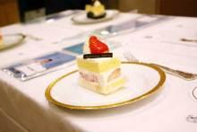 港区赤坂にあるビデオ制作会社のブログ-帝国ホテルのケーキ
