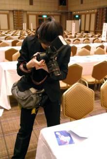 港区赤坂にあるビデオ制作会社のブログ-写真も撮ってます