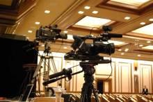 港区赤坂にあるビデオ制作会社のブログ-カメラ2台でのイベント撮影