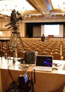 港区赤坂にあるビデオ制作会社のブログ-後方固定カメラからの風景