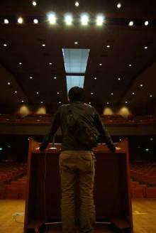 港区赤坂にあるビデオ制作会社のブログ-卒業式会場