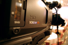 港区赤坂にあるビデオ制作会社のブログ-PMW-350 XDCAM EXシリーズ