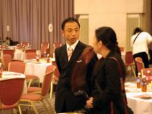 港区赤坂にあるビデオ制作会社のブログ-打ち合わせ中の専務とH30