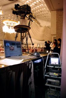 港区赤坂にあるビデオ制作会社のブログ-収録機材
