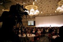 港区赤坂にあるビデオ制作会社のブログ-撮影した映像を会場に中継