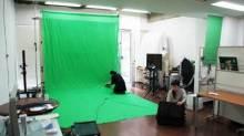 港区赤坂にあるビデオ制作会社のブログ-アルファスタジオの準備中